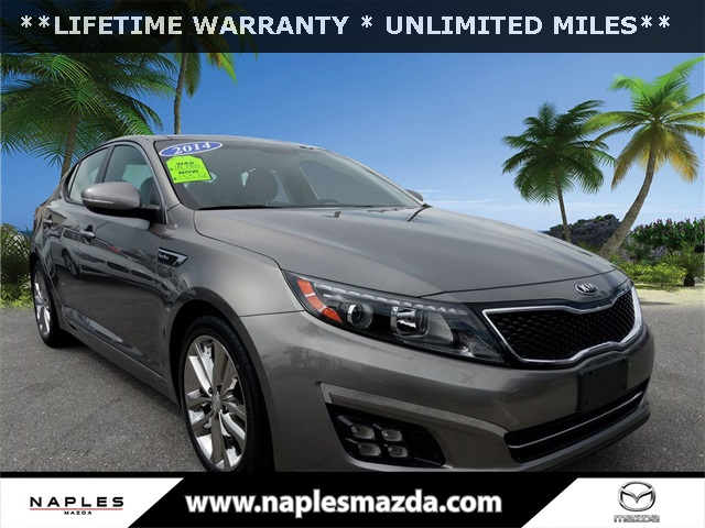 Pre-Owned 2014 Kia Optima SXL