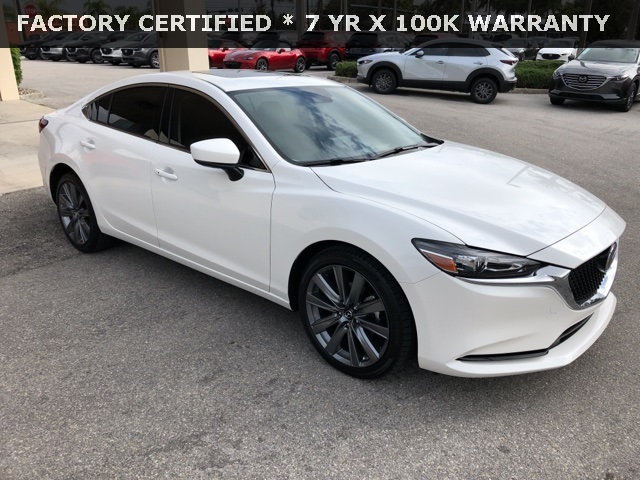 Certified Pre-Owned 2020 Mazda6 Touring