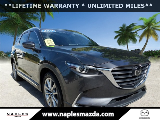 Pre-Owned 2017 Mazda CX-9 Signature AWD