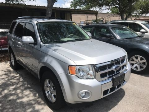 Pre-Owned 2009 Ford Escape Hybrid