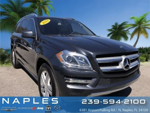 Pre-Owned 2013 Mercedes-Benz GL-Class GL 350
