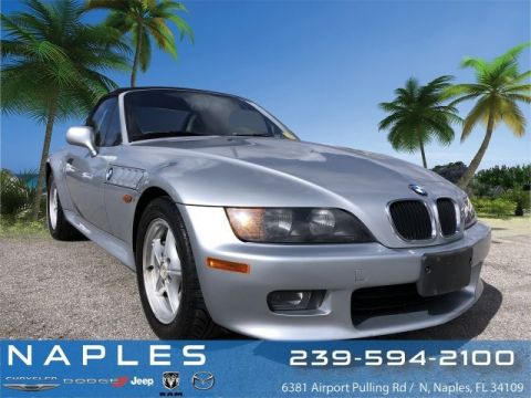 Pre-Owned 1999 BMW Z3 2.3