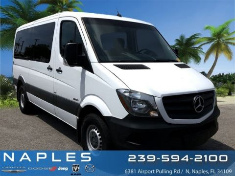 Pre-Owned 2016 Mercedes-Benz Sprinter 2500 Passenger 144 WB