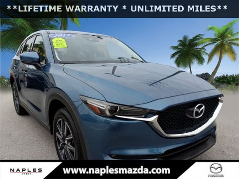 Pre-Owned 2017 Mazda CX-5 Grand Select